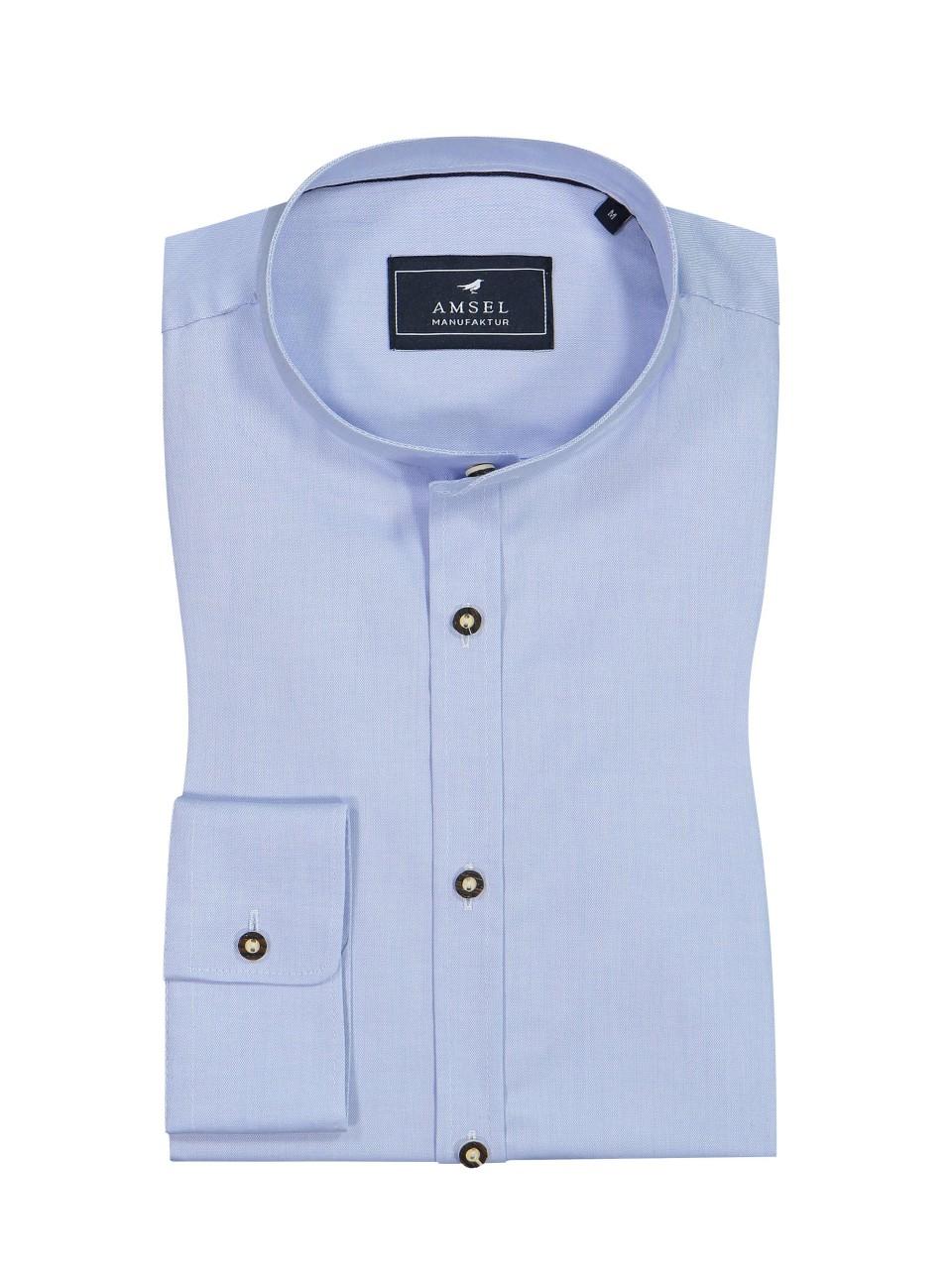 Hemd Mick - Oxford hellblau